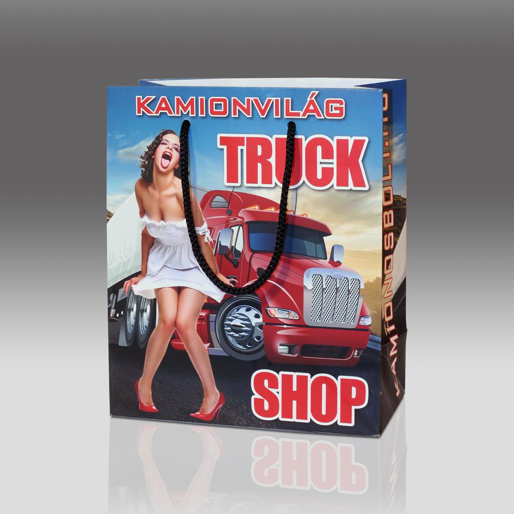 Kamion Truck shop